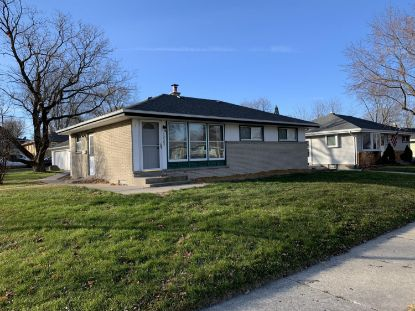 10505 W Caldwell Ave  Milwaukee, WI MLS# 1719493
