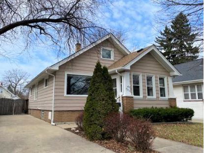 6208 34th Ave  Kenosha, WI MLS# 1719500