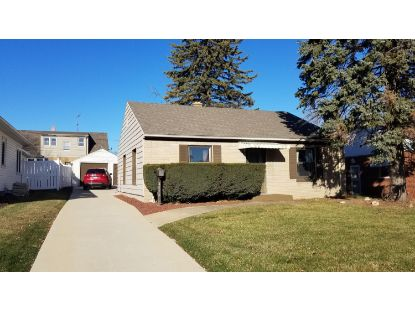 4116 Washington Ave  Racine, WI MLS# 1720317