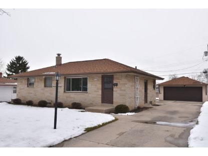 10828 W Stark St  Milwaukee, WI MLS# 1724116