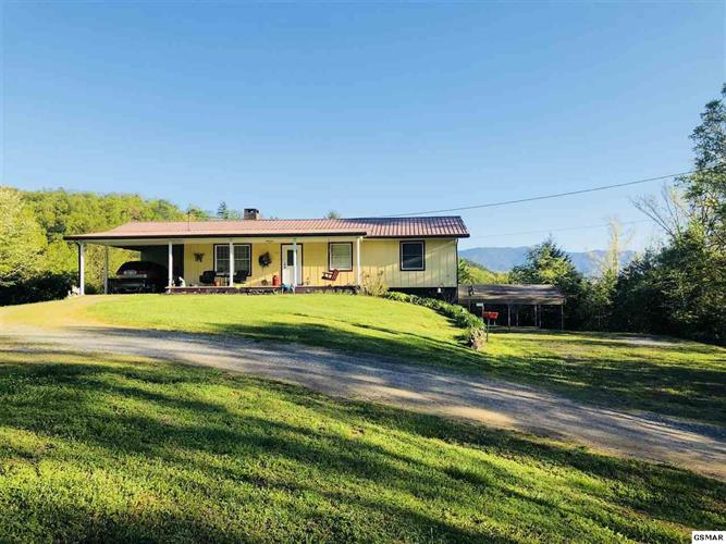 351 Laurel Way, Cosby, TN 37722 - Image 1
