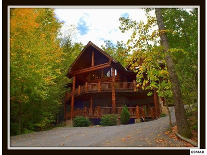"641 Pinnacle Vista Rd ""Lions Den Lodge"" Gatlinburg, TN MLS# 208008"