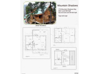 1713 Mountain Shadows Way Lot 64 Gatlinburg, TN MLS# 229557