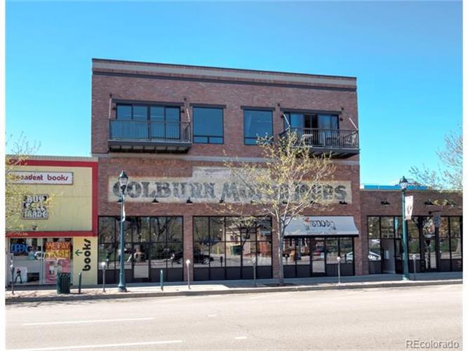 117 East Bijou Street Colorado Springs Co 80903 Mls