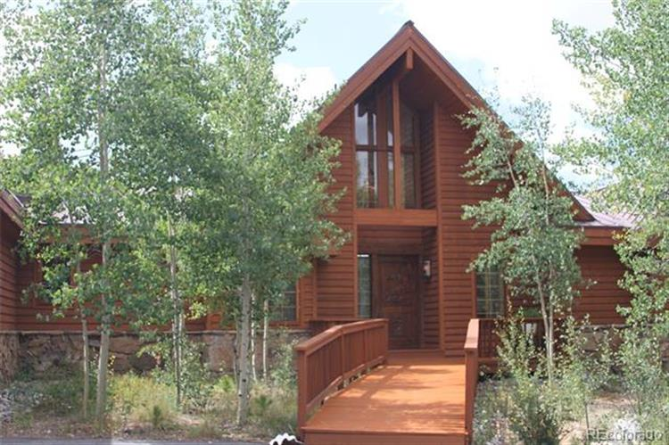 7 Rodeo Drive, Leadville, CO 80461