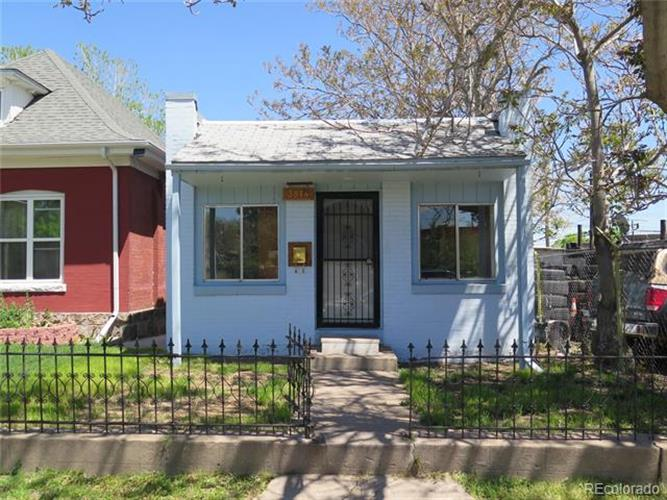 3814 Kalamath Street, Denver, CO 80211