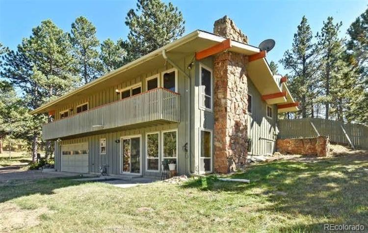 5393 South Pine Road, Evergreen, CO 80439