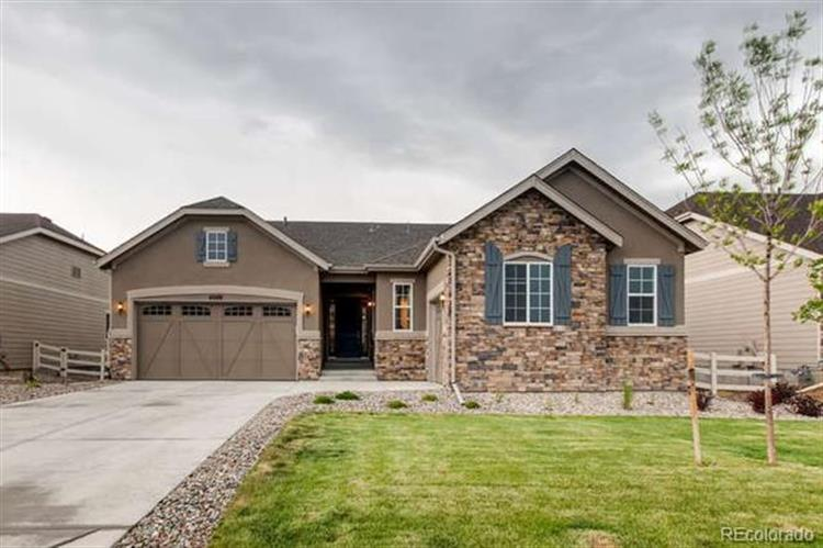 6088 Clover Ridge Circle, Castle Rock, CO 80104
