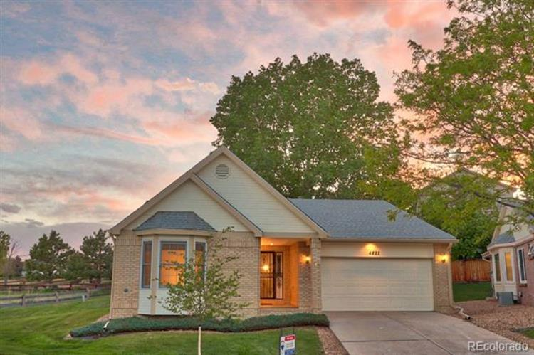 4811 Greenwich Drive, Highlands Ranch, CO 80130
