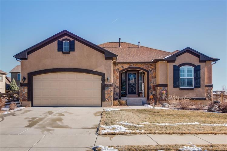 7163 Cottonwood Tree Drive, Colorado Springs, CO 80927 - Image 1