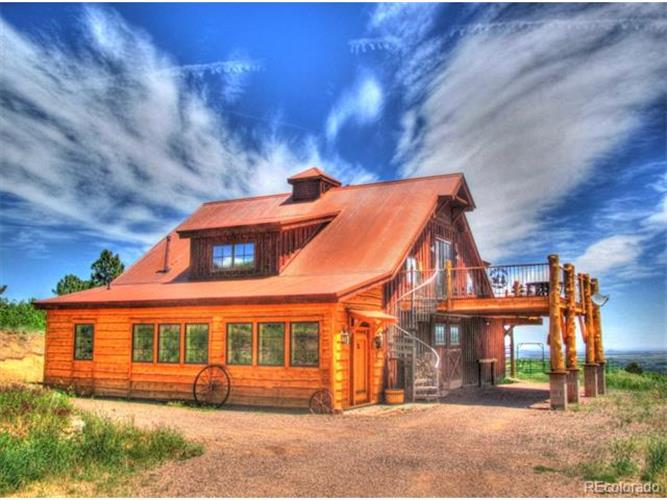 425 Rilling Canyon Rd., La Veta, CO 81055