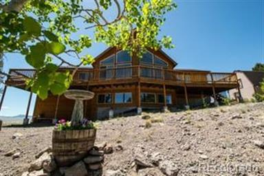 405 Concho Trail, Hartsel, CO 80449