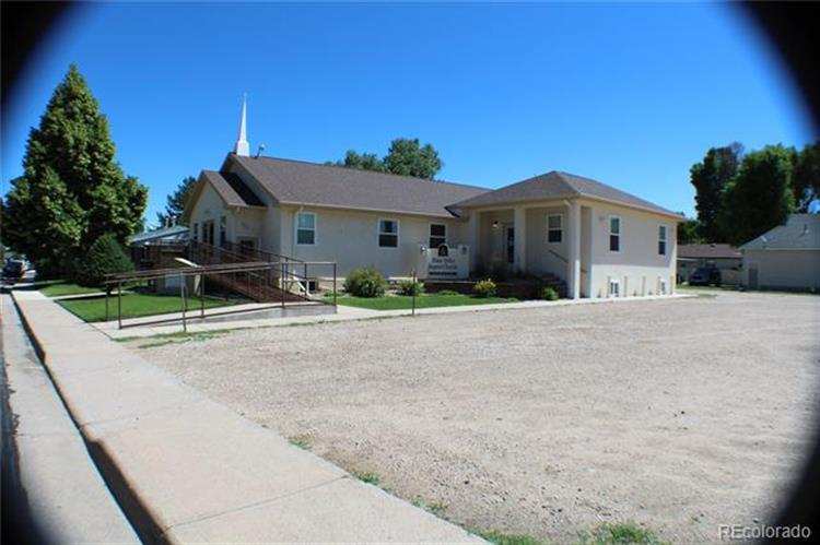 708 Warner Street, Fort Morgan, CO 80701