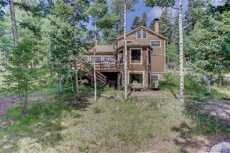 61 Sacred Mountain Trail, Evergreen, CO 80439