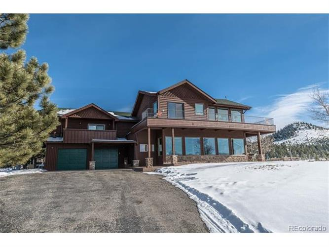 168 Bunker Hill Circle, Westcliffe, CO 81252