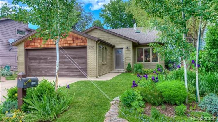 2730 Winding Trail Place, Boulder, CO 80304