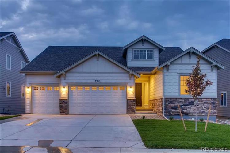 732 Ranchhand Drive, Berthoud, CO 80513