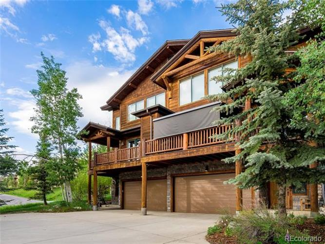 3045 Mountaineer Circle, Steamboat Springs, CO 80487