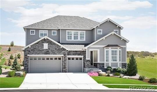 12984 Reata Ridge Drive, Parker, CO 80134 - Image 1