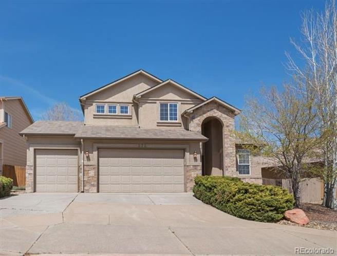 376 Pyrite Terrace, Colorado Springs, CO 80905