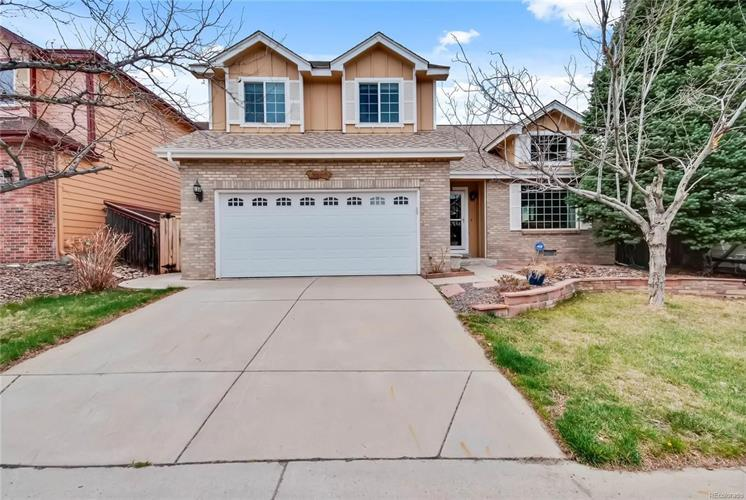 9792 Foxhill Circle, Highlands Ranch, CO 80129