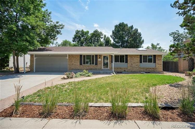1770 South Garrison Street, Lakewood, CO 80232