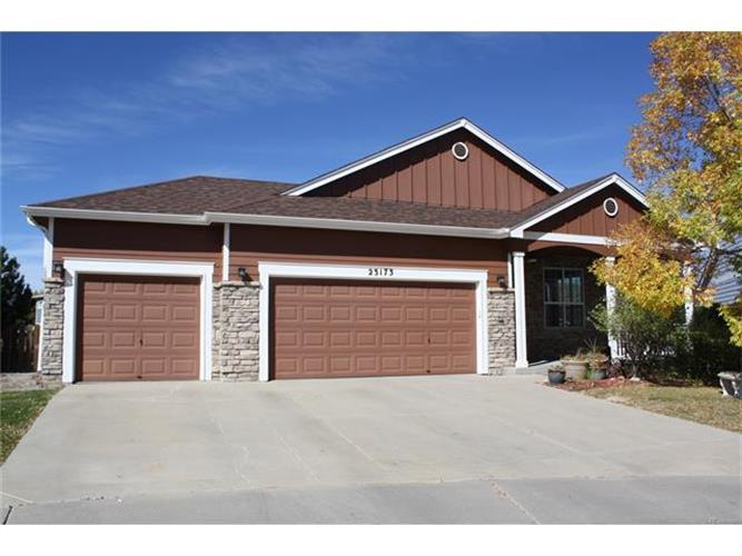 23173 Timber Spring Place, Parker, CO 80138