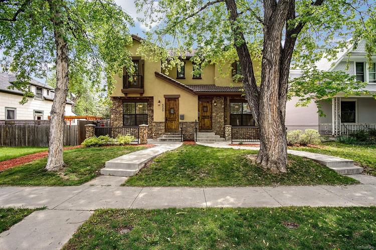322 South Ogden Street, Denver, CO 80209