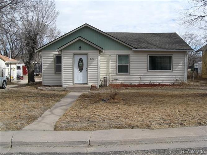 626 I Avenue, Limon, CO 80828