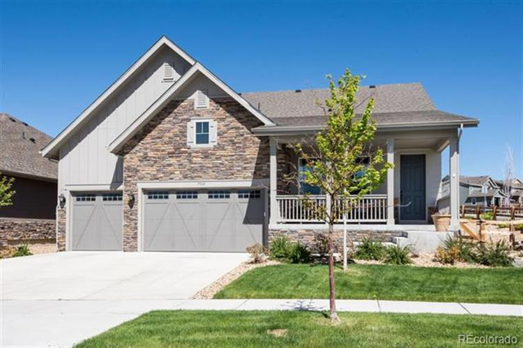 7960 South Flat Rock Way, Aurora, CO 80016