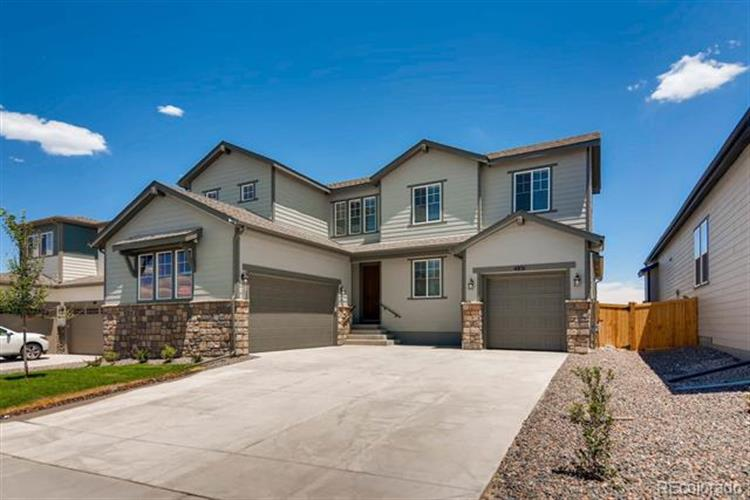 4831 Coulee Trail, Castle Rock, CO 80108