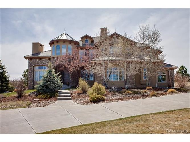 9610 Sara Gulch Circle, Parker, CO 80138