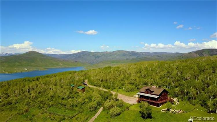 23375 Blue Valley Lane, Steamboat Springs, CO 80487