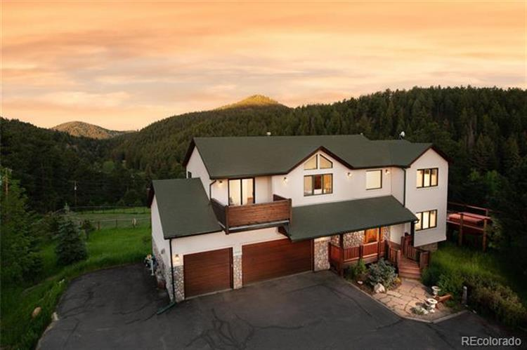 21242 Twin Peaks Lane, Morrison, CO 80465