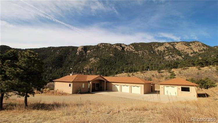 9465 West Hwy 24, Cascade, CO 80809