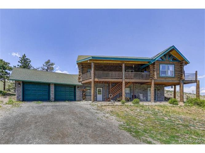 1533 Meadow Mountain Drive, Livermore, CO 80536