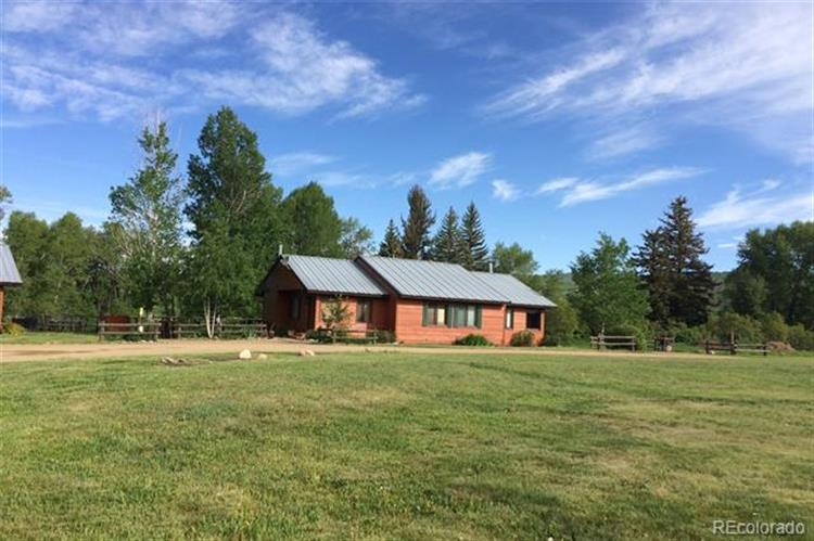 54737 County Road 129, Clark, CO 80428