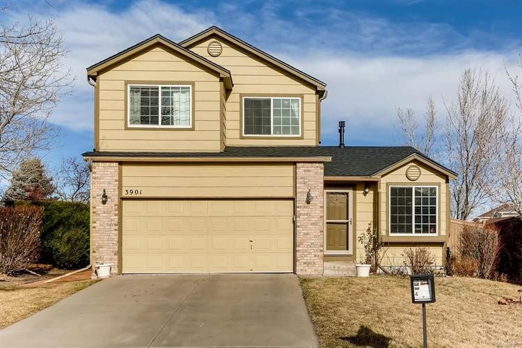 3901 Licorice Court, Castle Rock, CO 80109