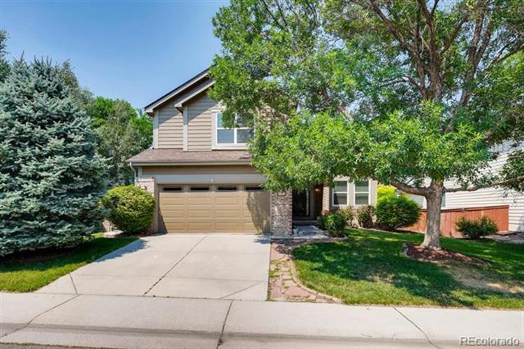 9631 Red Oakes Place, Highlands Ranch, CO 80126