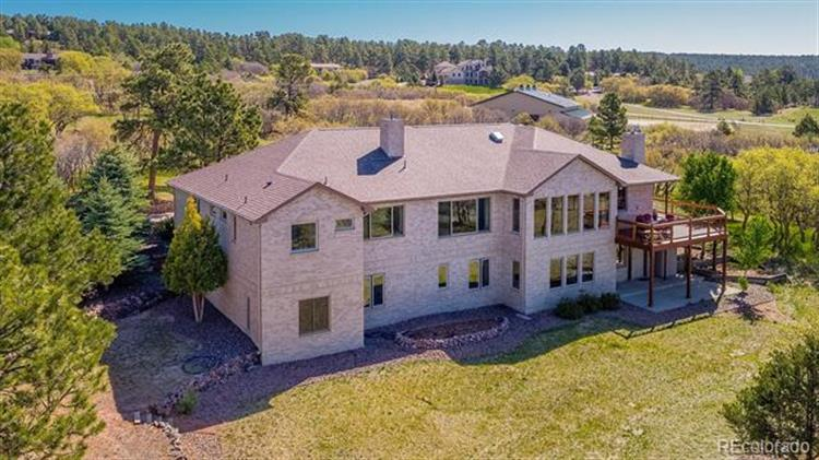 14560 Sun Hills Drive, Colorado Springs, CO 80921