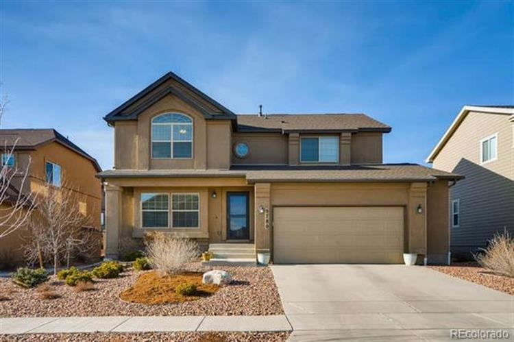 5780 Revelstoke Drive, Colorado Springs, CO 80924