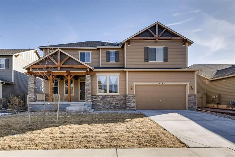 4353 Manorbrier Circle, Castle Rock, CO 80104 - Image 1