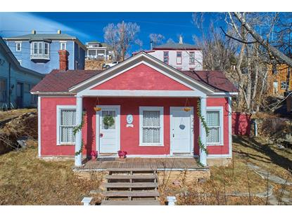 210 East 3rd High Street Central City, CO MLS# 1696285