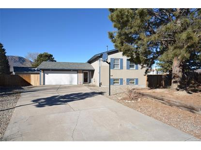 633 Trumbull Lane Monument, CO MLS# 1955856