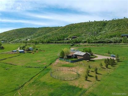 37816 County Road 179 , Steamboat Springs, CO