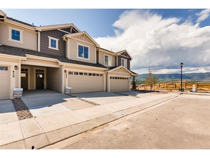 863 Marine Corps Drive Monument, CO MLS# 3050813