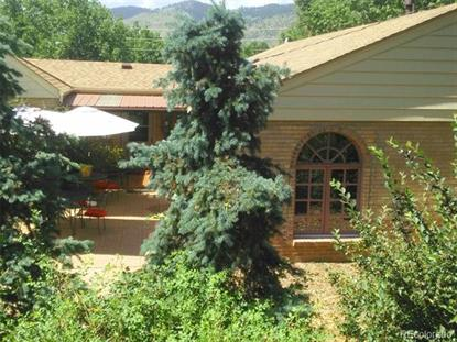 2811 Lookout View Drive, Golden, CO