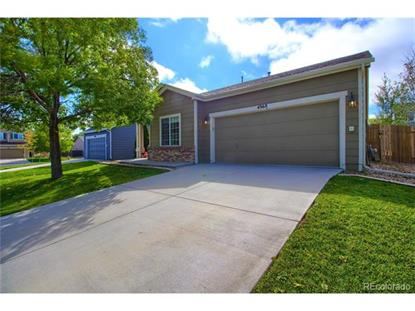 4968 Thorndike Avenue, Castle Rock, CO