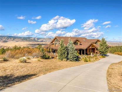 3404 South Perry Park Road Sedalia, CO MLS# 4394274