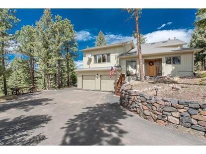 7032 South Blue Creek Road Evergreen, CO MLS# 4475363